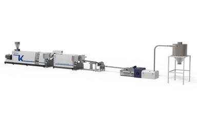 KSP180 PP Flakes Plastic Recycling Granulator Machine Cost
